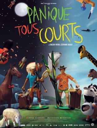 Affiche PANIQUE.indd