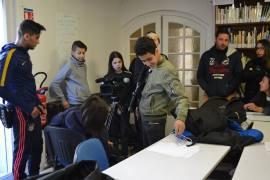 Atelier reporter