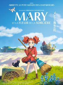 « Mary et la fleur de la sorcière », de Hiromasa Yonebayashi, sortie le 21 février 2018, Japon, 1h42, Diaphana