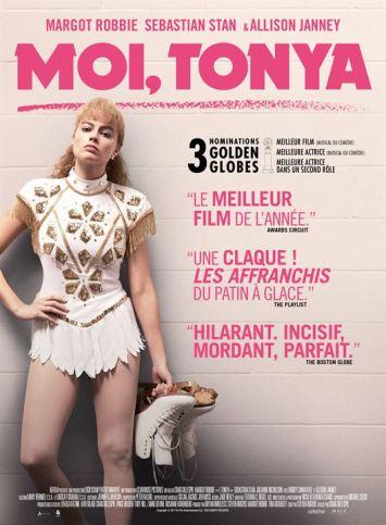 « Moi, Tonya », de Craig Gillespie, sortie le 21 février 2018, USA, 2h01, Mars Films